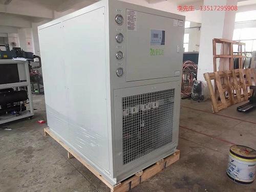 武漢眾祥水冷式冷水機