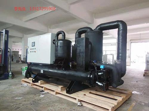 武漢眾祥螺桿式低溫冷凍機組