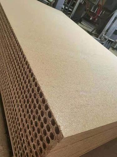 南京橋洞力學板 空心刨花板 隔音門芯板