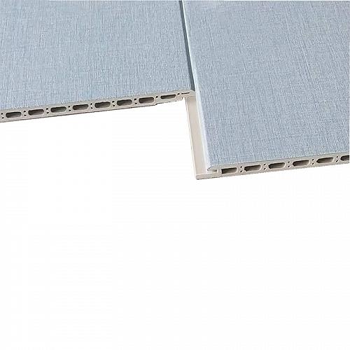 青島集成墻板 護墻板 竹木纖維墻板
