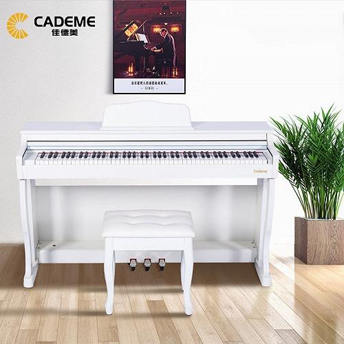 泉州佳德美88键重锤智能电钢琴C-802