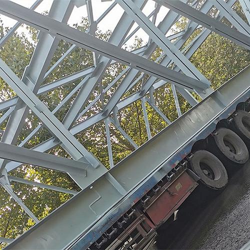 安裝門式鋼結構工程山東瑞馳鋼結構