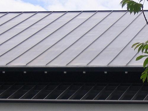 學校屋頂鋁錳鎂金屬屋面供應合肥