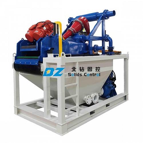 供应北钻固控设备打桩泥浆回收系统