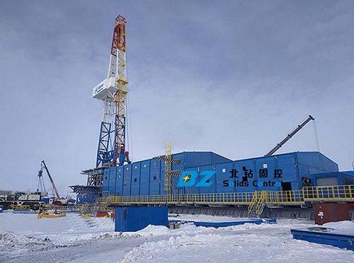 北钻固控设备煤层气&地热井泥浆系统