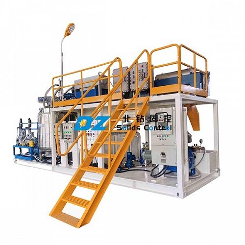 北钻固控设备|含油污泥处理系统