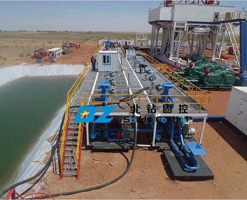 北钻固控石油&天然气钻井固控系统