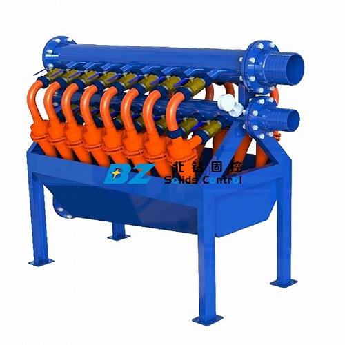 北钻固控系统|北钻固控设备除泥器
