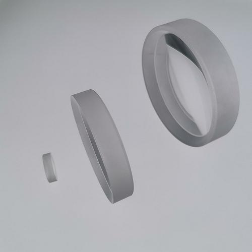 廠家定制直徑30mm綠膜雙凹透鏡