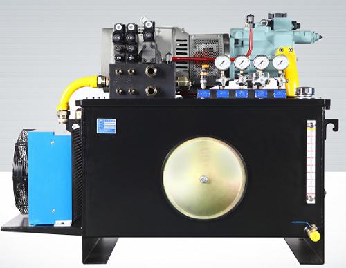 非标液压控制系统|数控车床液压泵站