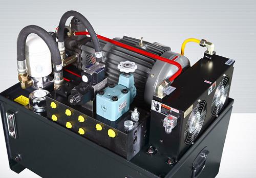 精密导轨校直机液压系统|小型液压泵油压站