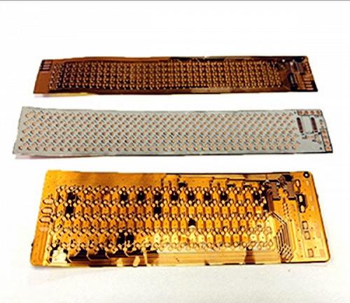 现代灯柔性电路板 FPC灯条电路板