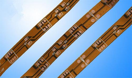 柔性灯条电路板5050外置IC灯条线路板
