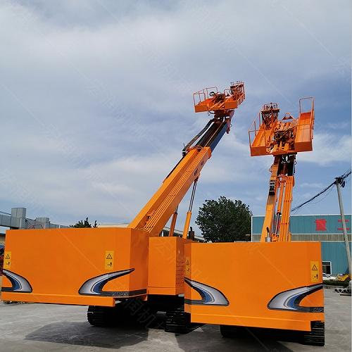 20米边坡支护锚固钻机 多功能高边坡钻机