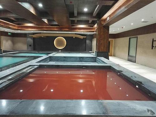 溫泉設計與施工
