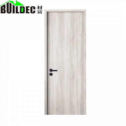 材富木门厂家免漆室内生态门承接工程门定制