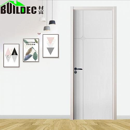 广州木门生产厂家隔音室内套装门工程门