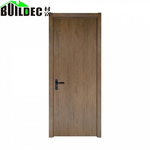 材富定制套装复合木门厂家承接各类工程木门